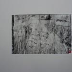 Fischersteg am Bodden W.L. / 40x50 / Radierung