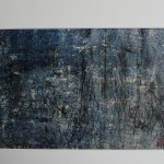 Nacht am Bodden / 40x50 / Radierung:Leimprint